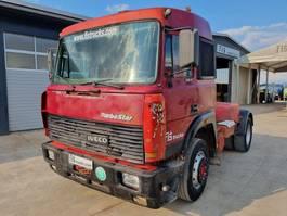 standaard trekker Iveco Turbostar 190 tractor unit - perfect condition 1987