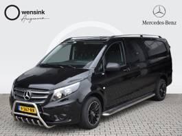 gesloten bestelwagen Mercedes-Benz 114 CDI 136PK XL GB EUR 6 | AUTOMAAT, AIRCO, CRUISE, TREKHAAK, COMFORTST... 2018