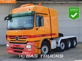 standaard trekker Mercedes-Benz Actros 4160 8X4 WSK 250.000 Ton! Heavy Duty Manual Euro 5 2007