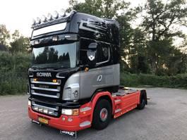standaard trekker Scania R500 V8 R500 4x2 Topline Analoog tacho Showtruck 2006
