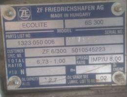 Versnellingsbak vrachtwagen onderdeel ZF Daily