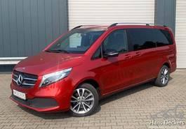 gesloten bestelwagen Mercedes-Benz V250 CDI L2 MBUX 9G-Tronic Navi Dubbel Cabine 2x schuifdeur 2020