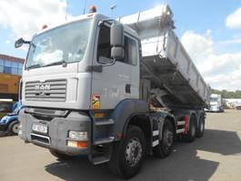 kipper vrachtwagen > 7.5 t MAN TGA 2007