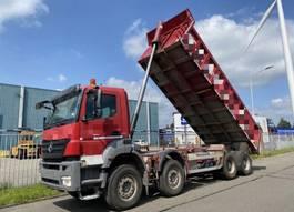 kipper vrachtwagen > 7.5 t Mercedes-Benz 3243 KIPPER / 2009 / MANUAL / 460.000 KMS ONLY!! / FULL STEEL / BELGIUM TRUCK 2009