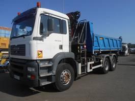 kipper vrachtwagen > 7.5 t MAN TGA 2021