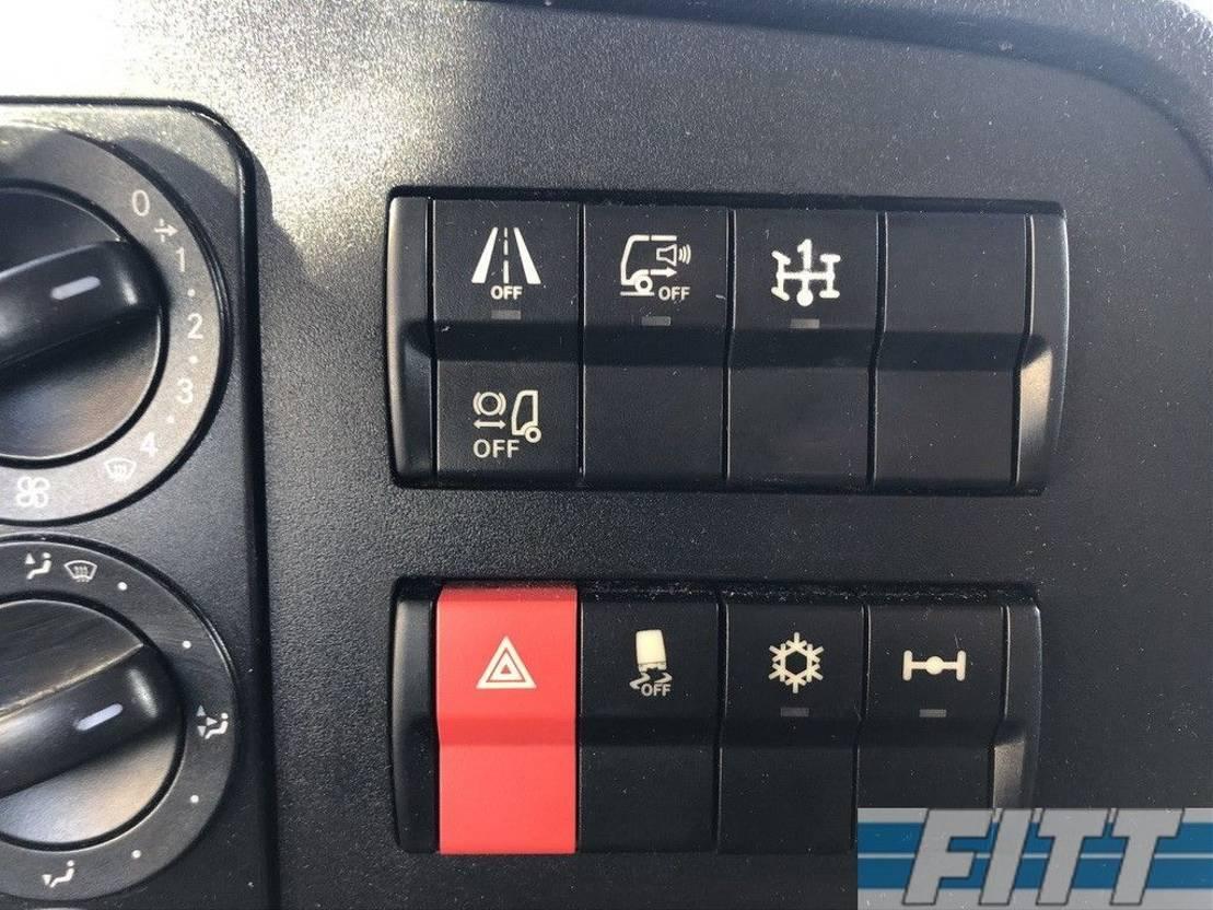 autotransporter vrachtwagen Mercedes-Benz Atego 1224 Euro6 afsleepauto 2016