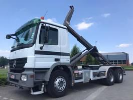 containersysteem vrachtwagen Mercedes-Benz Actros 2636 6 x 4 Containersysteem