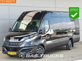 gesloten bestelwagen Iveco 35S18 L3H2 180PKhi-Matic LED ACC LDWS Navi Camera Cruise 16m3 A/C