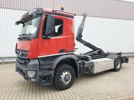 containersysteem vrachtwagen Mercedes-Benz 1846 LK 4x2 HAD Arocs 1846 LK 4x2 HAD, Wechselsystem Abroller/Kipper/Szm... 2019