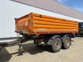 overige vrachtwagen aanhangers Schwarzmüller M-Serie M-Serie, Alu-Bordwände, ca. 11m³ 2016