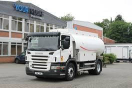 tankwagen vrachtwagen Scania P280 E5 / ADR / Klima / 4 Kammern / 13.000l 2010