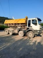 kipper vrachtwagen > 7.5 t Renault DCI420 - 2SEITENKIPPER - INTARDER- 8x4 2006