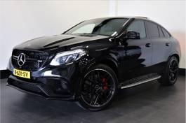 suv wagen Mercedes-Benz Coupé 63S AMG 4MATIC 585 PK | PANO-DAK | B&O | TOP VIEW | ENTERTAINMENT ... 2017