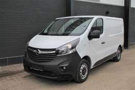 gesloten bestelwagen Opel 1.6 CDTI 120PK - Airco - Cruise - PDC - € 12.500,- Ex. 2018
