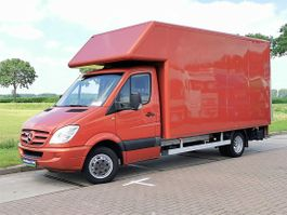 gesloten bestelwagen Mercedes-Benz 518 CDI 3.0 6 cyl automaat 2007