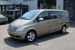 gesloten bestelwagen Mercedes-Benz L2 Trend DC 2 Schuifdeuren, Airco, Cruise control 2012
