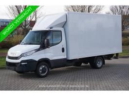 gesloten bestelwagen Iveco 35C12 Bakwagen Climate, Bluetooth, Dhollandia Laadklep!! NR. B01* 2018