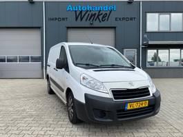 gesloten bestelwagen Peugeot 2.0 HDI 2014