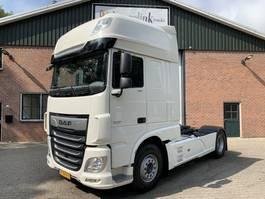 standaard trekker DAF XF 480 FTP SSC 2x tank, PTO Voorbereid, NL Truck 2018