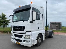 standaard trekker MAN TGX 18 4X2 BLS EURO 5 2012