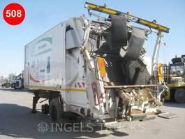 vuilkar camion Iveco SEMAT C338-06 2013