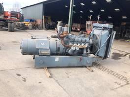 generator MAN generator 10 cilinder MAN very few hours