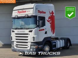 standaard trekker Scania R500 4X2 Manual Retarder 2x Tanks Euro 4 2007