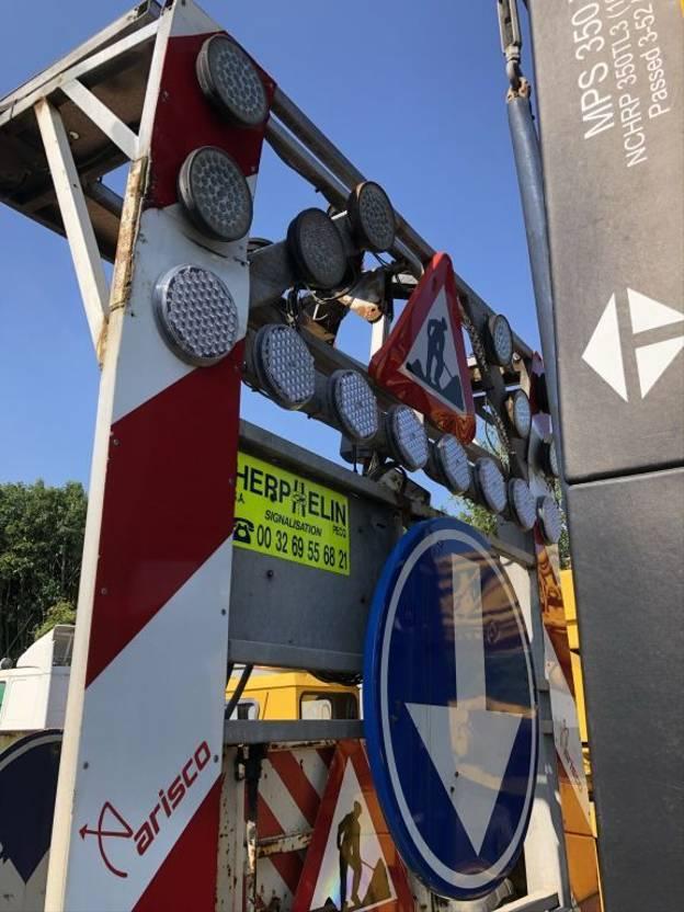 overige truck uitrusting Overige merk Herphelin Signalisatie inrichting 2002