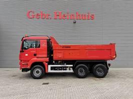 kipper vrachtwagen > 7.5 t MAN TGS 26 .540 6x4 Euro 5 Retarder Hubreduction Zettenbergs Kipper! 2011