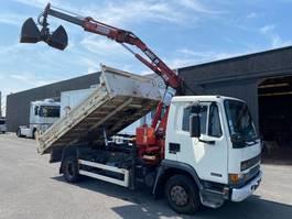kipper vrachtwagen > 7.5 t DAF 45   150   EURO 2 1999