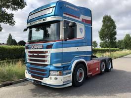 standaard trekker Scania R450 LA6X2/4MNA  / Retarder / Topline / hydraulic / euro 6 2014