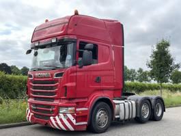 standaard trekker Scania R500 V8 Voorloper/ topline / retarder / twin-steer 2011