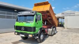 kipper vrachtwagen > 7.5 t Mercedes-Benz NG 2626 V8 K 6x6 Meiller tipper 1980