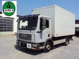 bakwagen vrachtwagen MAN TGL 8 .180 Koffer kurz 4,65 Lbw E 4 2006