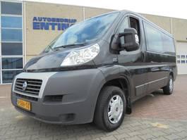 gesloten bestelwagen Fiat MULTICAB Dubbel Cabine AC 2.3 130 PK 2012