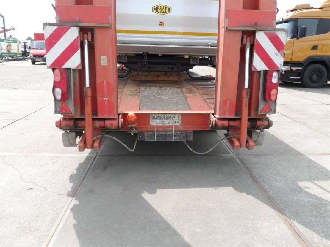 semi dieplader oplegger Diversen LOUAOLT SR2CA 33Ton 2002