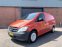 gesloten bestelwagen Mercedes-Benz 110 CDI - Airco - 6398 2011