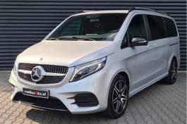 gesloten bestelwagen Mercedes-Benz 250d Lang DC AMG Line MBUX - elek deuren 2019