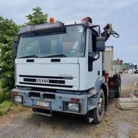 kipper vrachtwagen > 7.5 t Iveco CURSOR