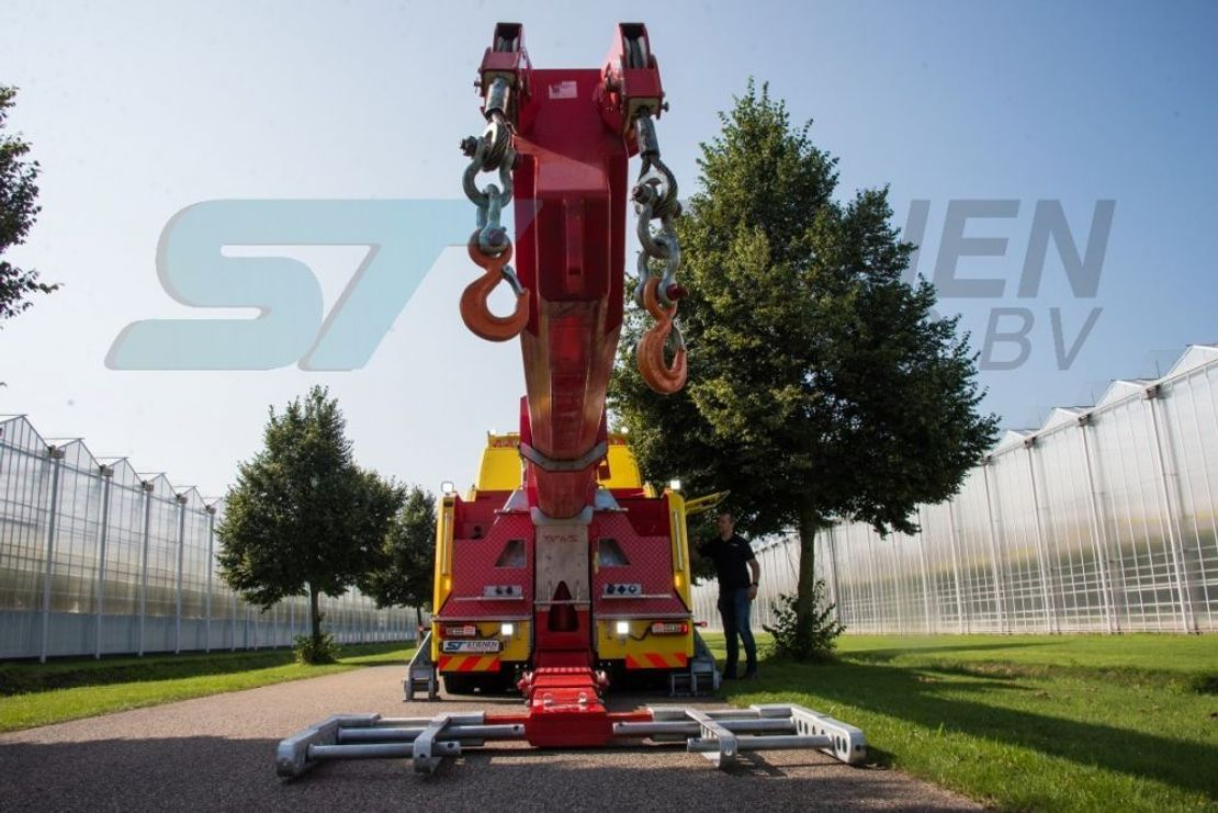 takelwagen-bergingswagen-vrachtwagen Volvo FH 500 8x4 OMARS WRECKER 2021
