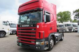 standaard trekker Scania R124 124- 420  Manual, Airco 2003