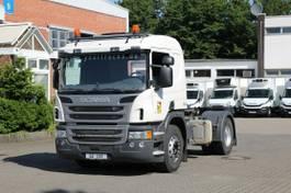 standaard trekker Scania P410 / Retarder / Hydraulik / ACC / LDW / Navi 2016