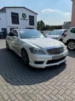 sedan auto Mercedes-Benz Lim. S 63 AMG L *NIGHT VISION*56.000KM 2012