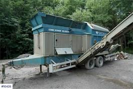 breker Svedala ML 2000 S Sorting plant with few hours 1996