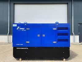 generator Iveco NEF 45 Mecc Alte Spa 105 kVA Supersilent generatorset as New ! 2010