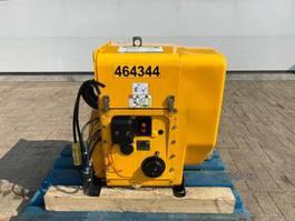 industriële motor Hatz 2L41C 32 PK 2 cilinder Silentpack Diesel motor 2014