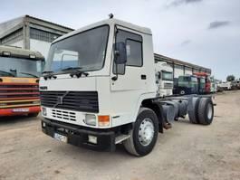 standaard trekker Volvo FL 7 FL7 - Hydraulic System 1987