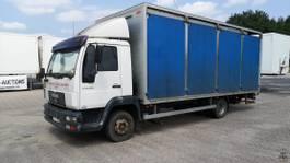 bakwagen vrachtwagen MAN LE8.220 2004