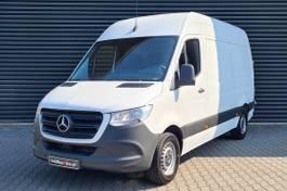gesloten bestelwagen Mercedes-Benz 314 2.2 CDI L2H2 RWD - MBUX - stoelverw 2020
