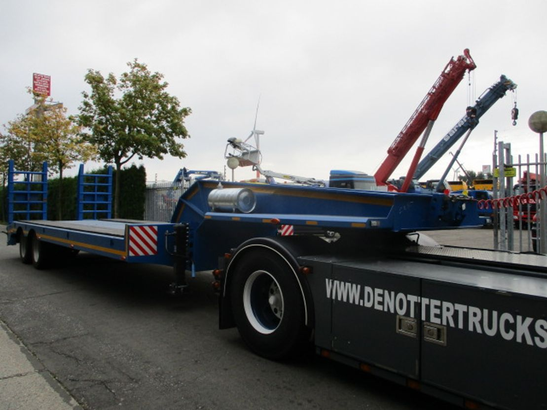 semi dieplader oplegger Diversen GURLESENYIL GLY 30 TON 2021